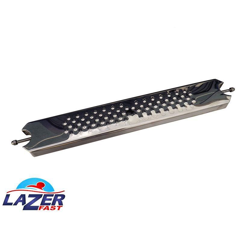 Degrau Completo em aço inox para escada de piscina -  Libra Inox