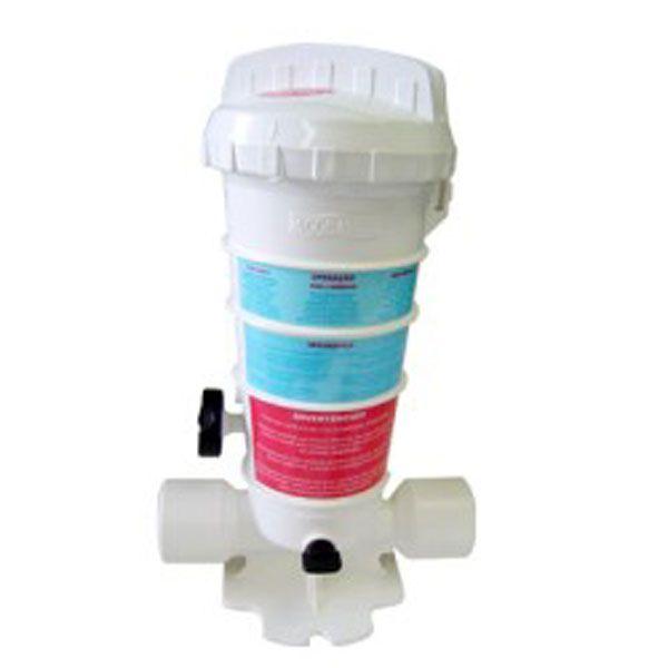 Dosador de cloro autom tico para piscina na lazer fast for Cloro para piscina
